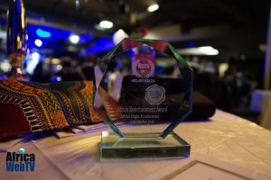 Africa Web TV wins an award