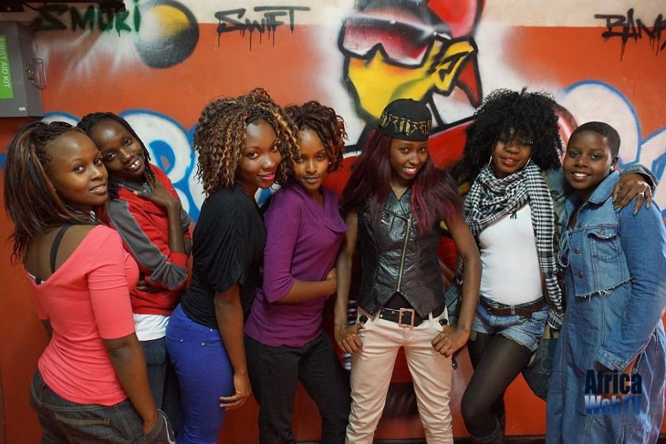 Sarakasi Trust Nairobi