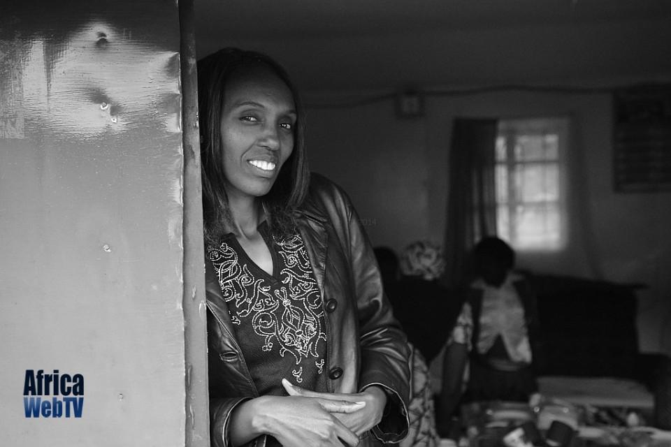 Family visit Limuru