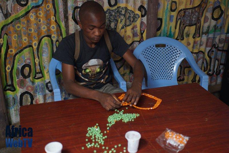 School of Ideas by Solo 7 in Kibera