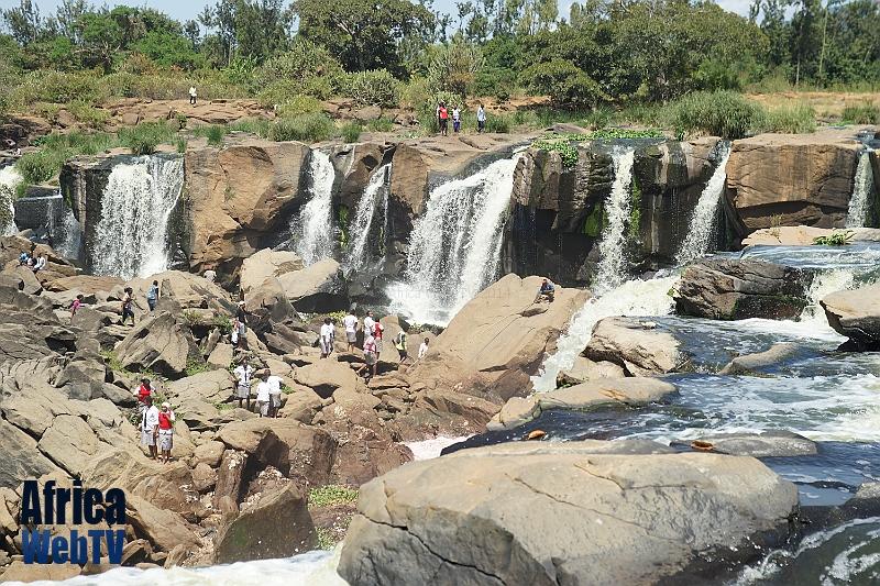 14 falls of Thika