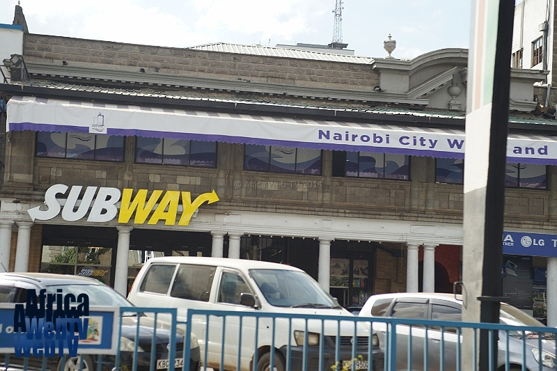 Images of Nairobi