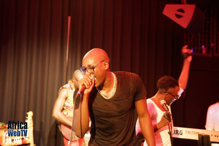Sauti Sol in concert in Eindhoven-19