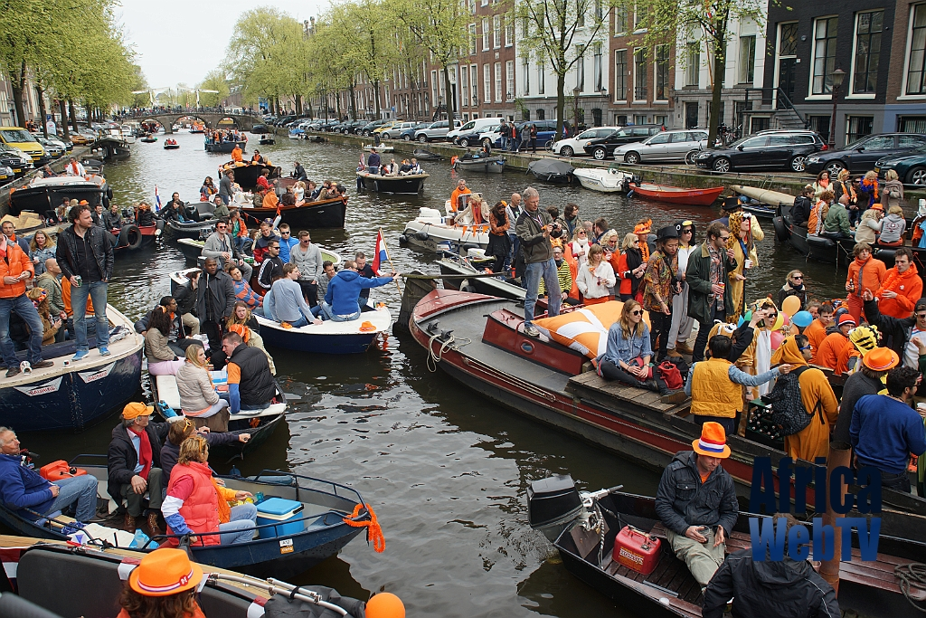 King's day 2013 Amsterdam