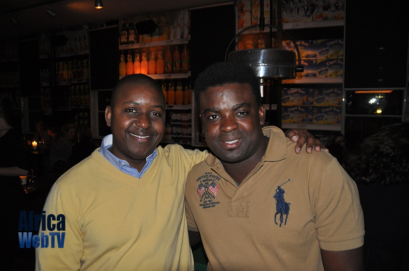 James Kanja & Kunle Afolayan