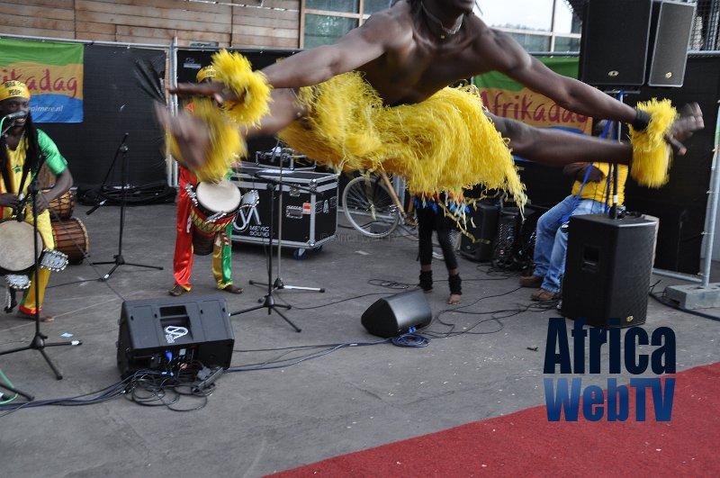 Afrikadag Almere