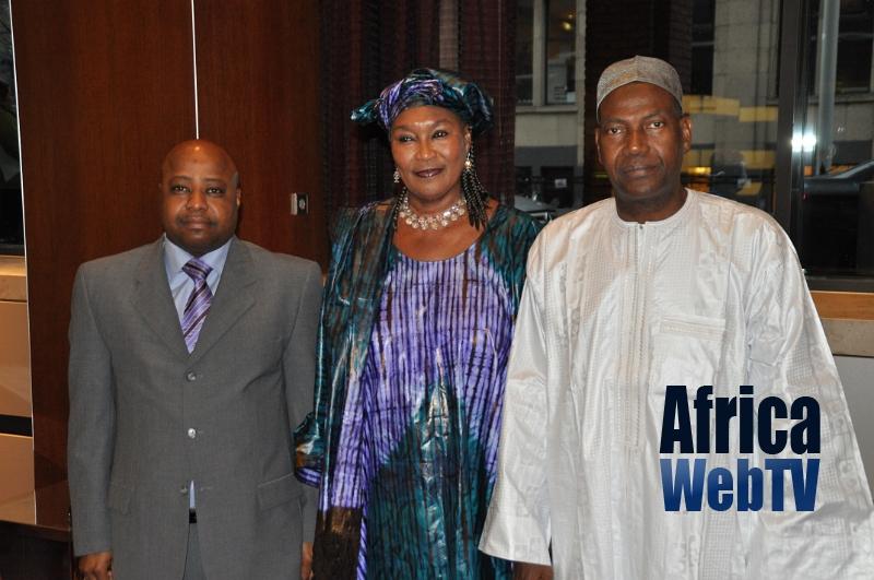 Guinea ambassador