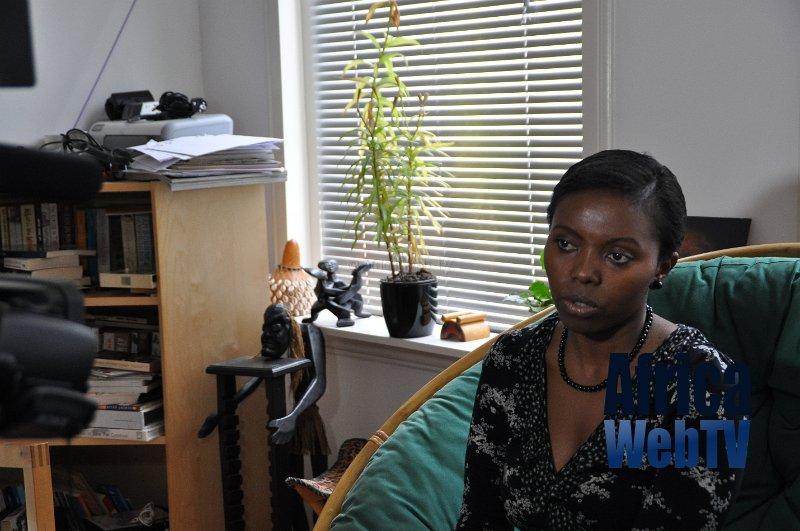 Martha Mghendi