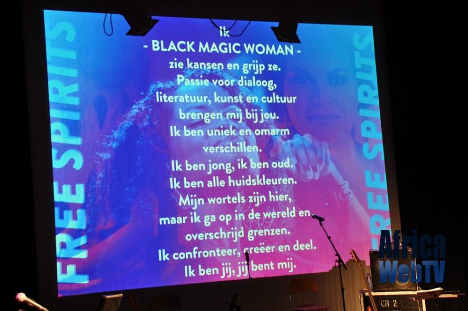 Black Magic Women
