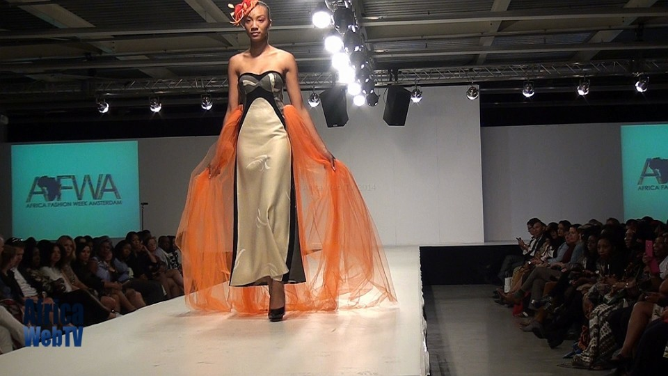 Africa Fashion Week Amsterdam 2014