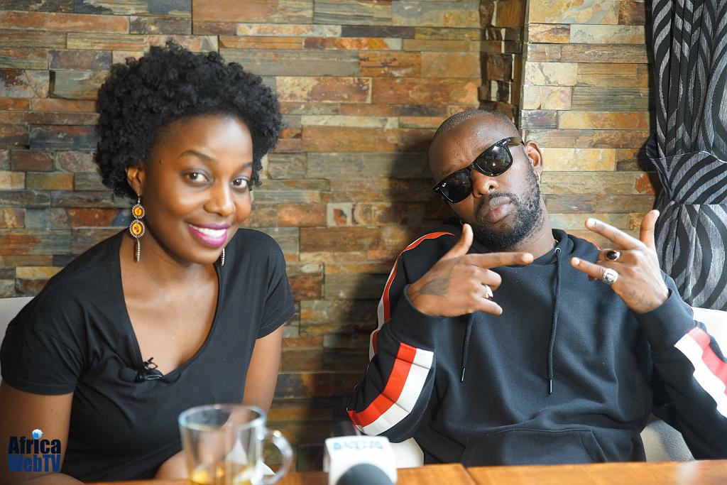 When Africa Web TV met Eddy Kenzo