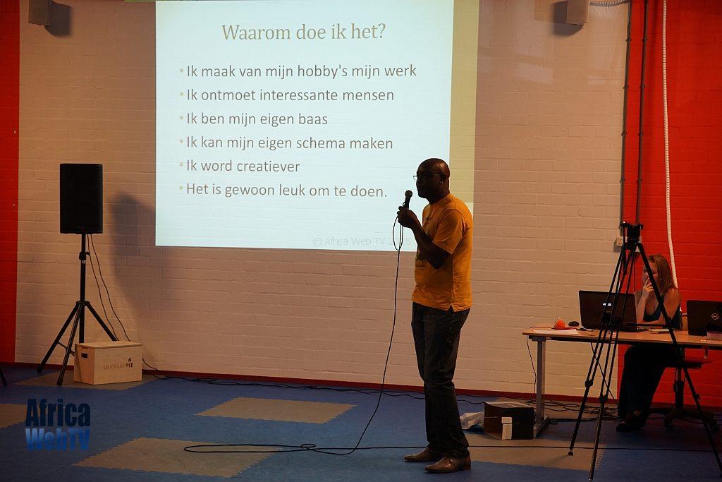 Femi Soewu Guest Lecturer 2015