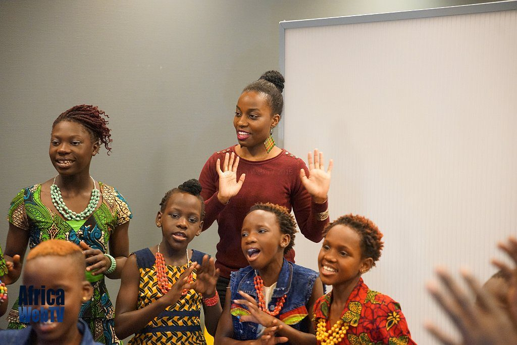 Watoto Children choir & Faith Mutepa