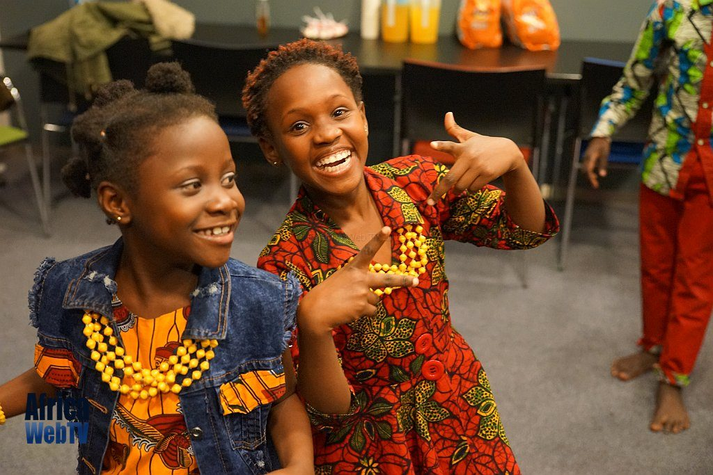 Watoto Children choir