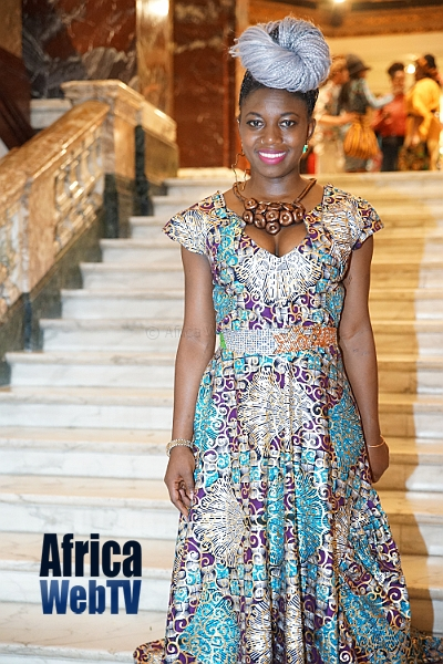 Diana Tambe Africa Fashion Week Amsterdam 2015