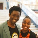 Babah Tarawally & Faith Mutepa