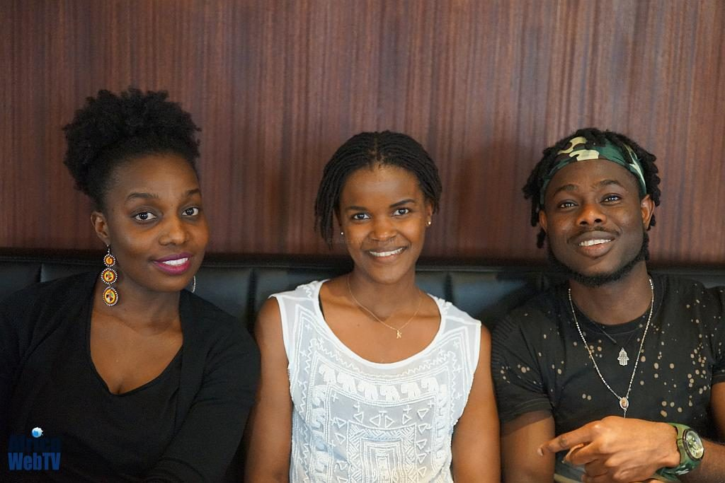 Soul food in Amsterdam with Phay Mutepa, Anita Otchere and Bayo Fayemi