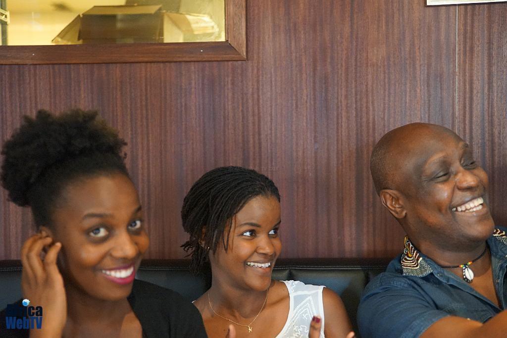 Soul food in Amsterdam with Phay Mutepa & Anita Otchere