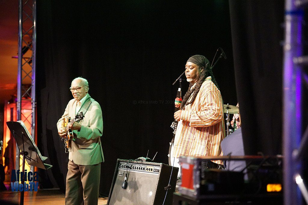 Ernest Rangling & Courtney Pine