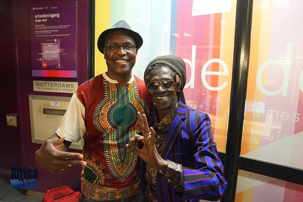 Cheikh Lo & Femi Soewu