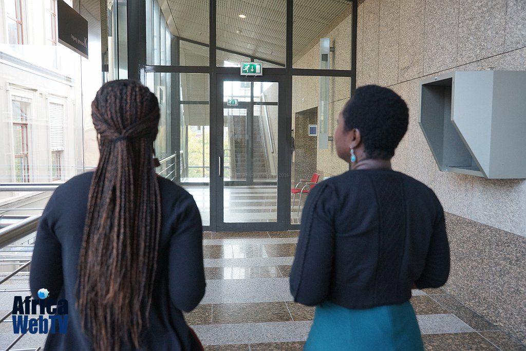 Faith Mutepa & Amma Asante 2016