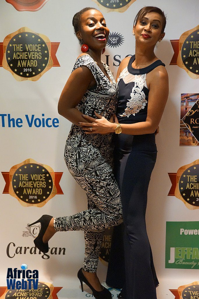 Husnah Snel, Phay Mutepa, The Voice Achievers Award 2016