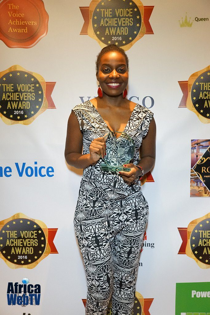 Phay Mutepa, The Voice Achievers Award 2016