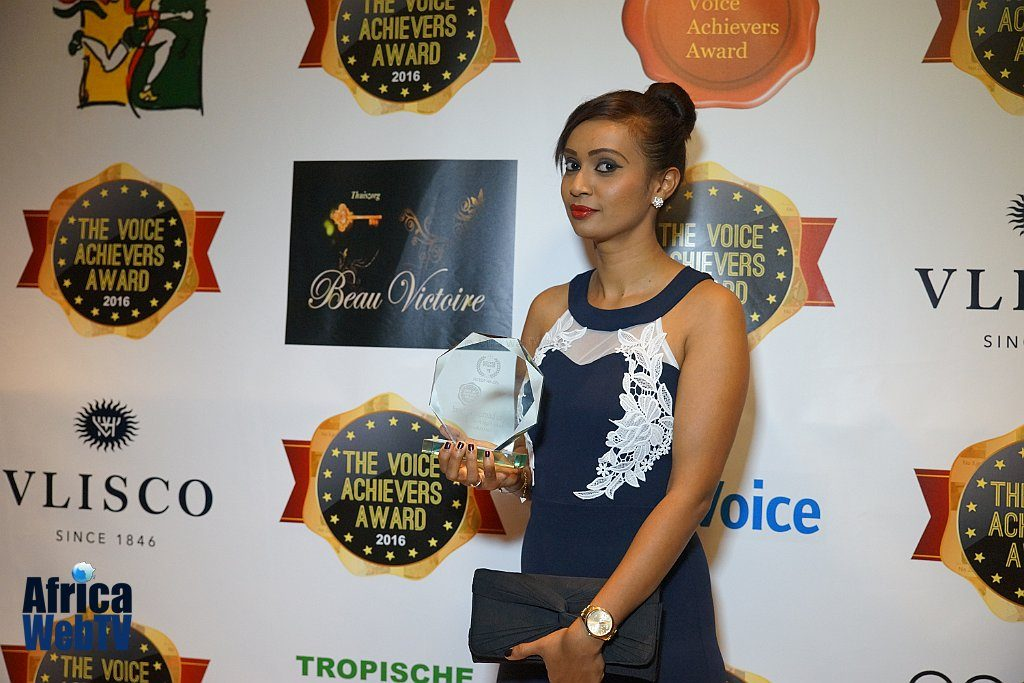 Husnah Snel, The Voice Achievers Award 2016