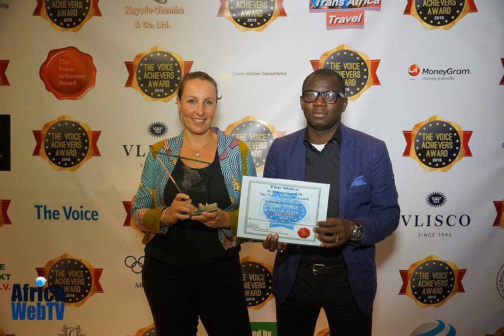 The Voice Achievers Award 2016, Sophie Schouwenaar