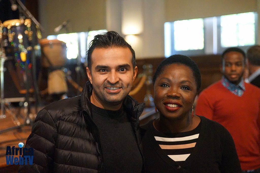 Ashish J. Thakker & Amma Asante
