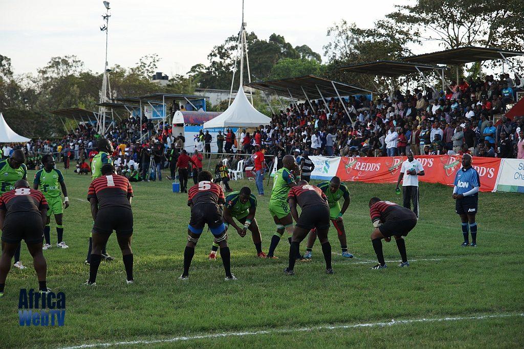 Rugby final, Ngong road, Nairobi 2015