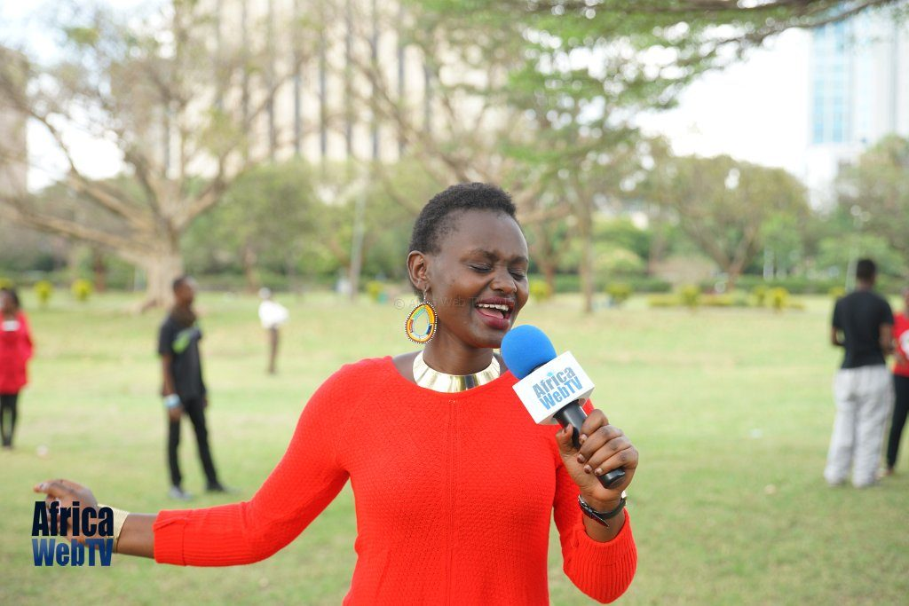 Christine Nyotta, Nairobi 2015
