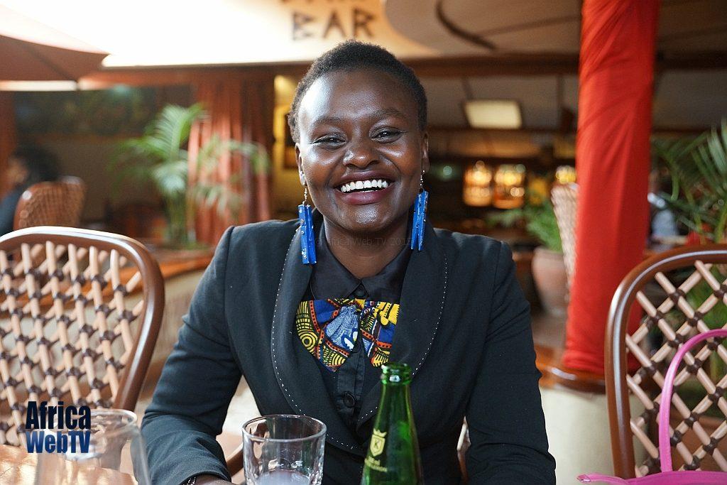Christine Nyotta Churchill show Nairobi