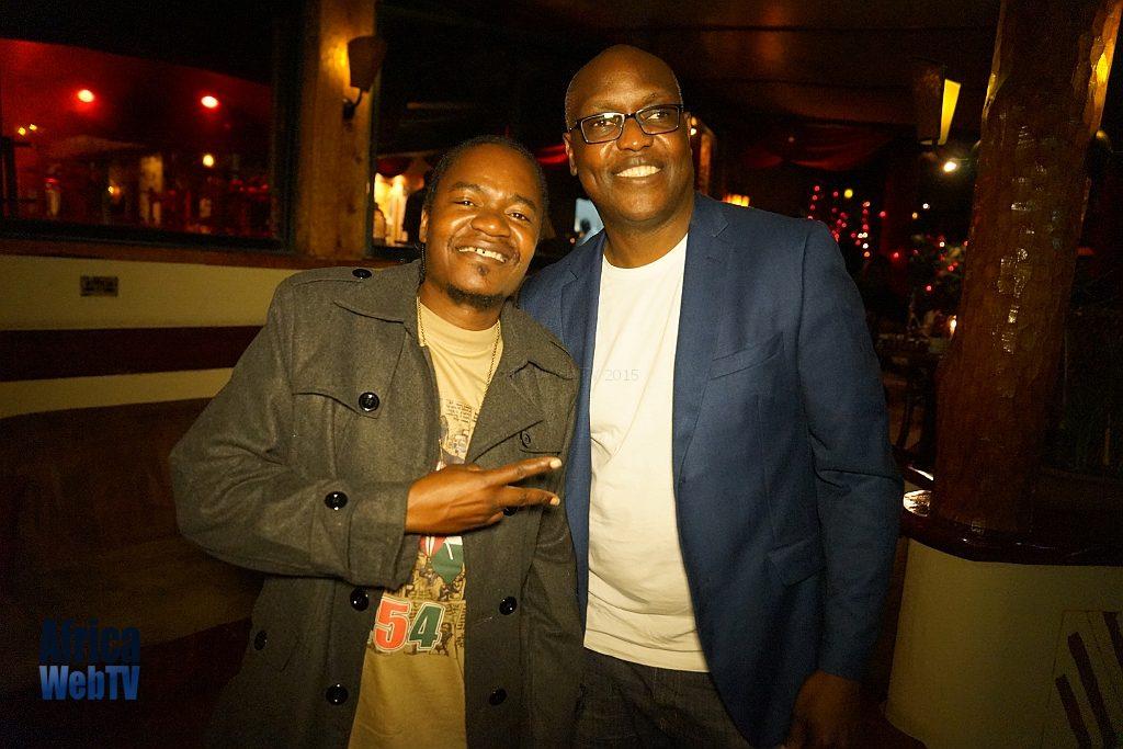 Jua Cali at Churchill show Nairobi