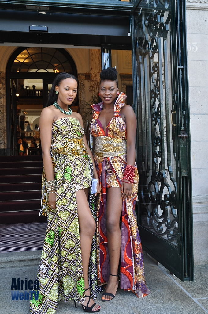 Africa Fashion Week Amsterdam 2015