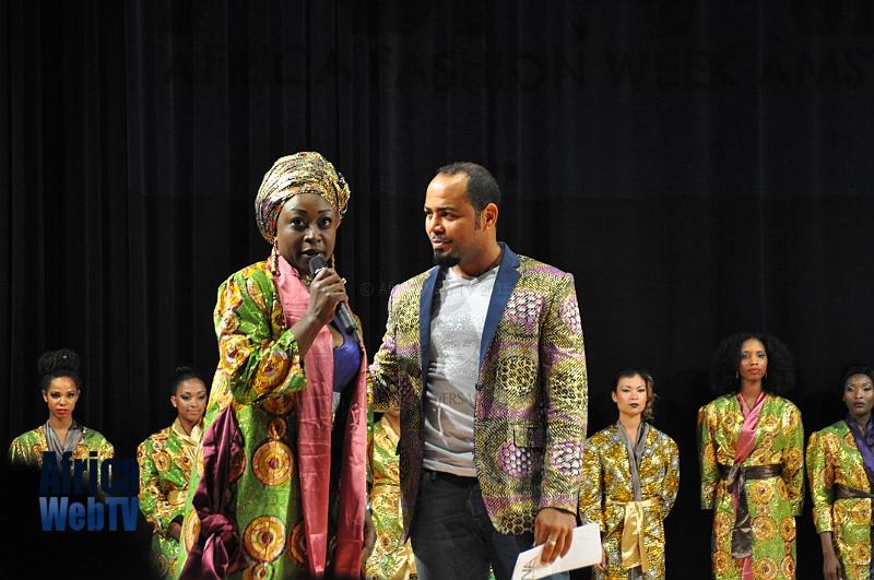 Africa Fashion Week Amsterdam 2015