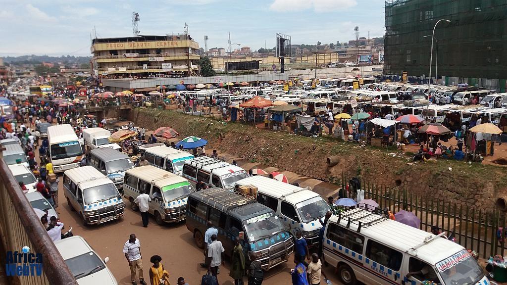 Kampala market 2016
