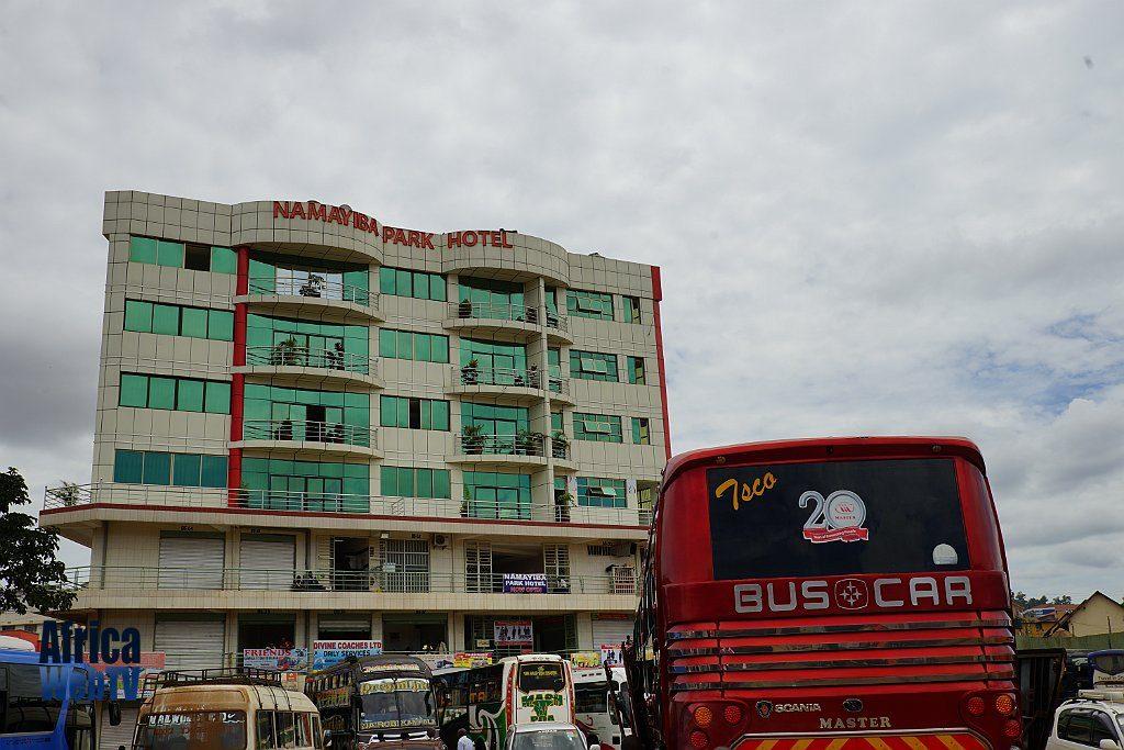 Namayiba, Kampala 2016