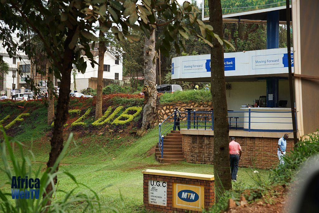 Golf club Kampala 2016