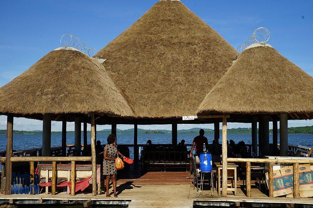 Lake Victoria Kampala 2016