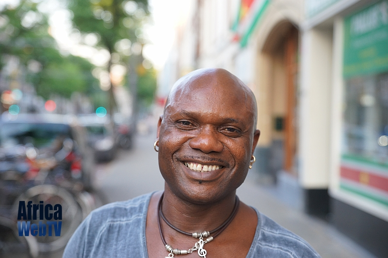 African in Rotterdam