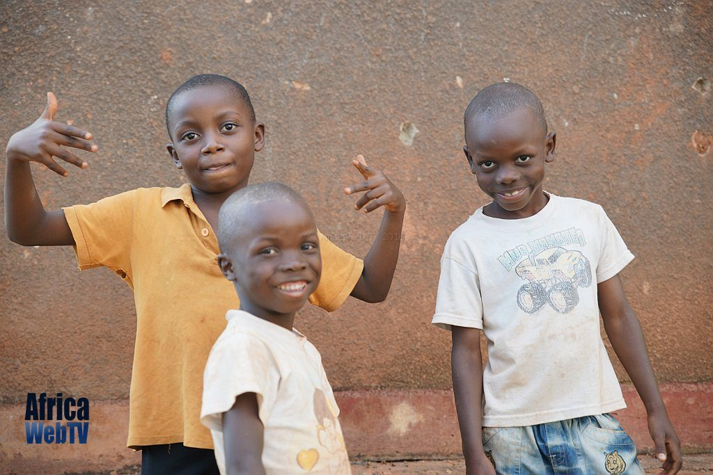 Smiles of Africa