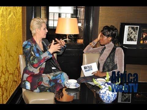 Africa Web TV meets Mariana Verkerk