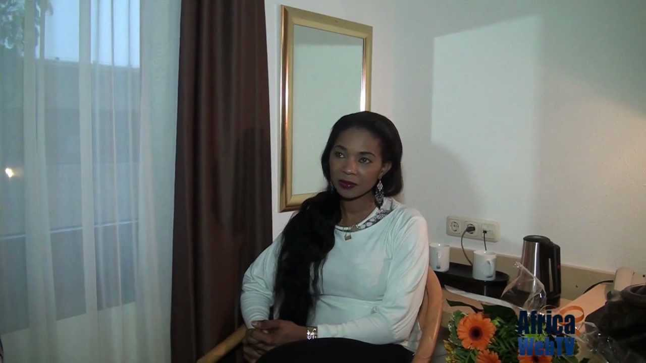 Lady Ponce speaks with Africa Web TV