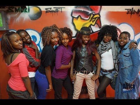 Sarakasi Trust – Africa Web TV in Nairobi