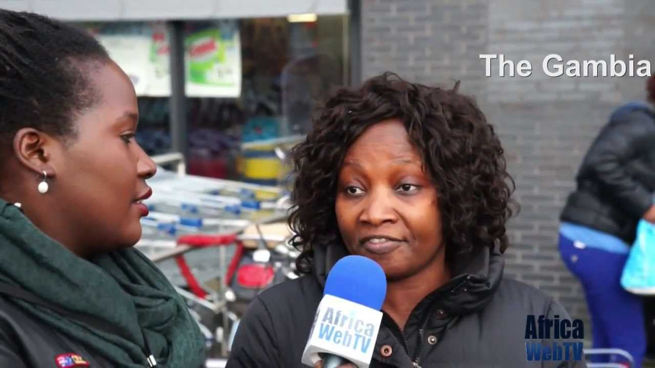 Africa Web TV street talk (Gays in Africa)