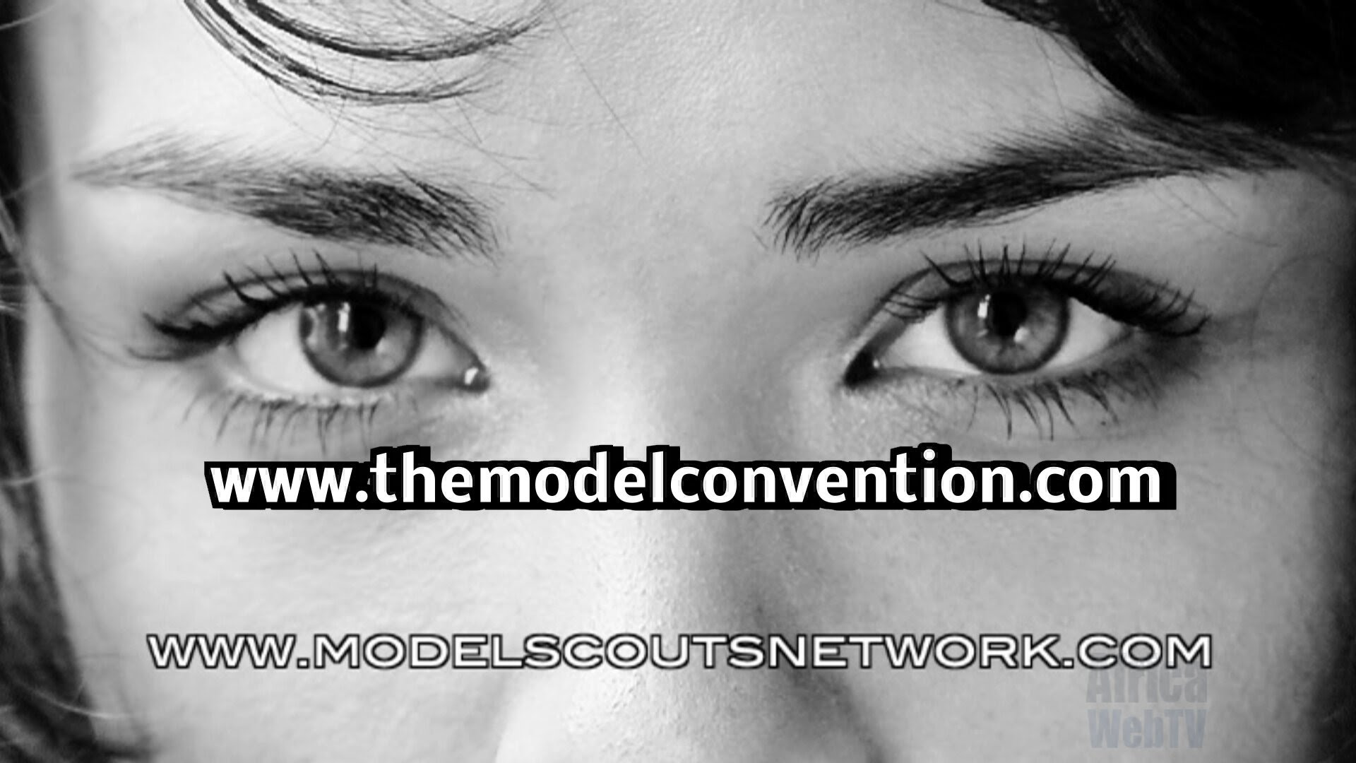 Africa Web TV Model Convention Amsterdam promo