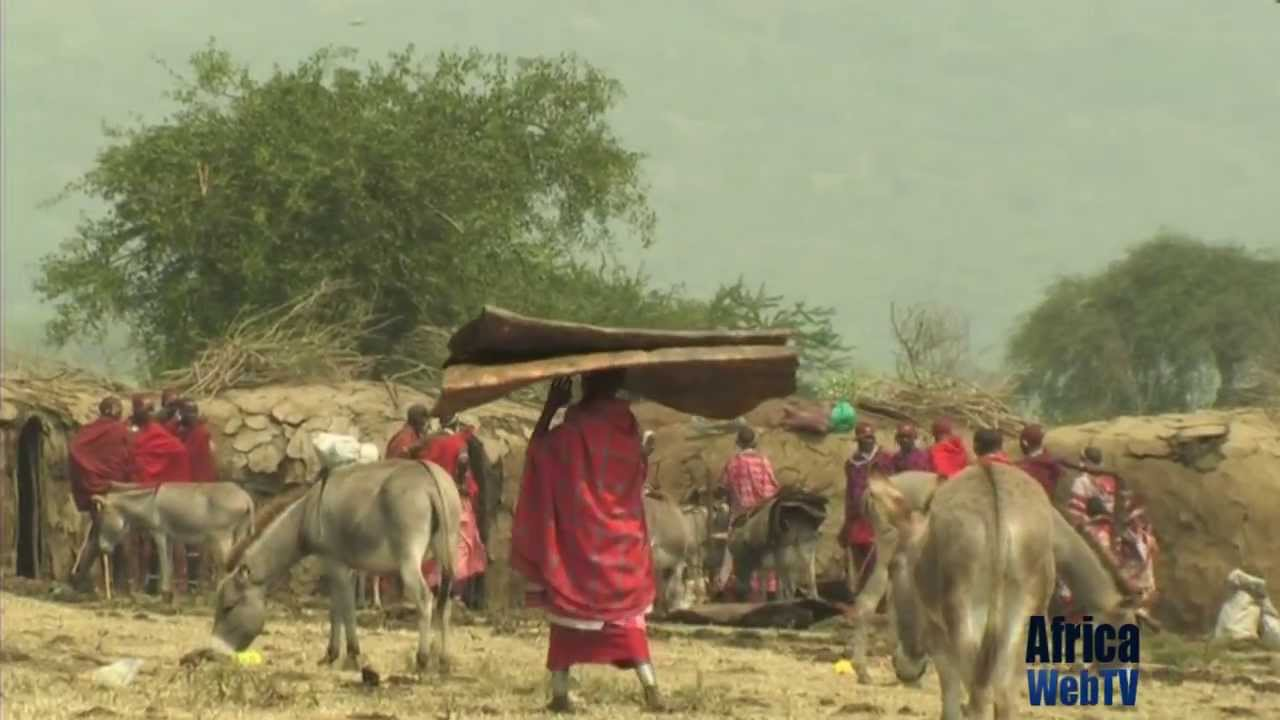 Secrets of the Maasai