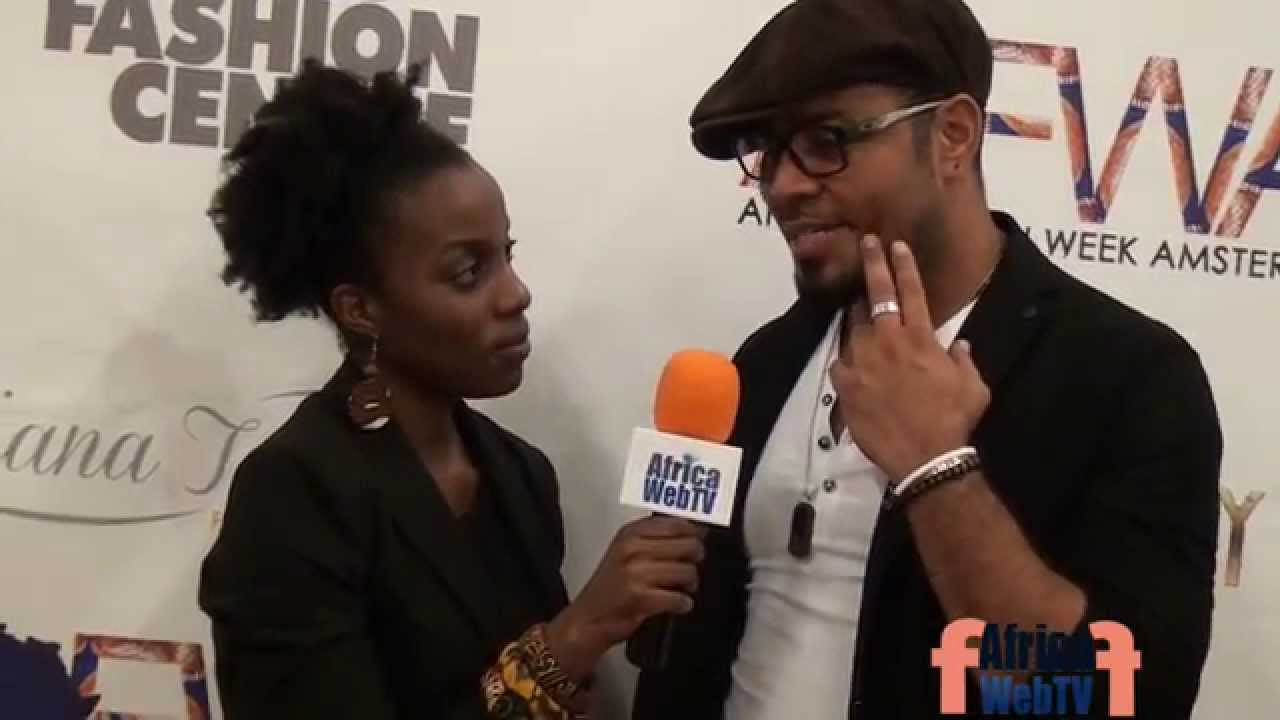 Africa Web TV's Phay meets Ramsey Nouah