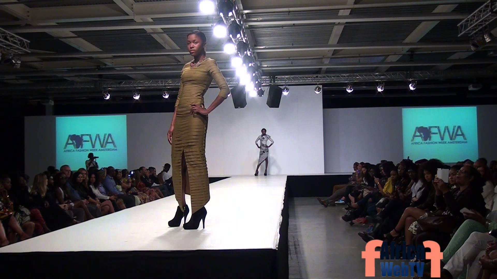 Farida Musa – Africa Fashion Week Amsterdam